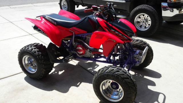 Seller of ATV&UTV - 2004 Honda TRX450R